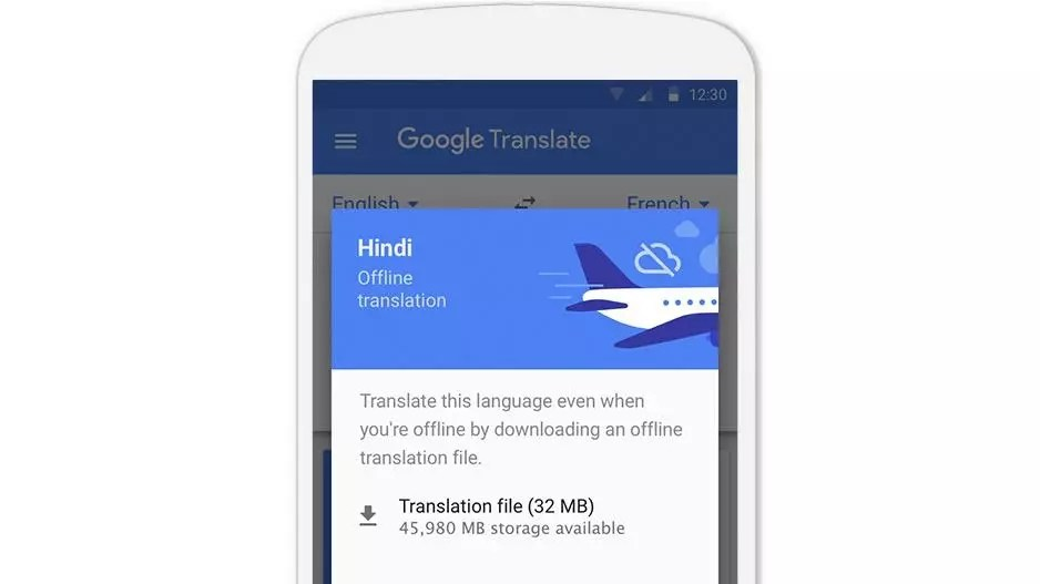 Google Tap to Translate