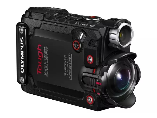 Olympus Tough action camera