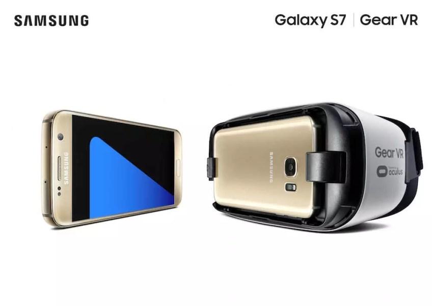 Samsung Galaxy - S7 Gear VR
