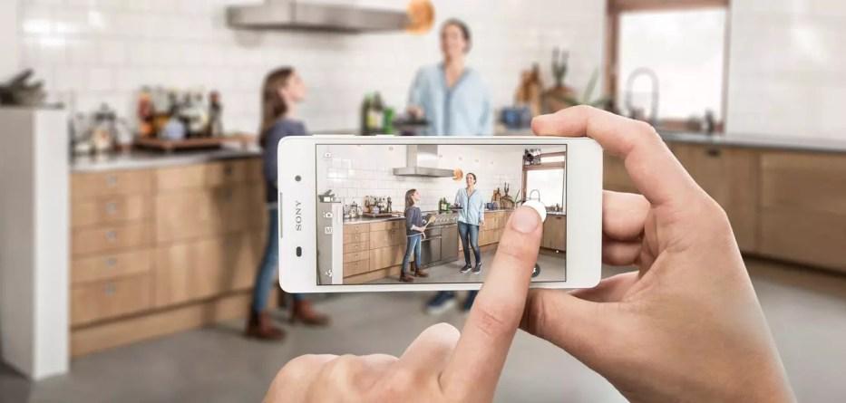 Sony Xperia E5 camera