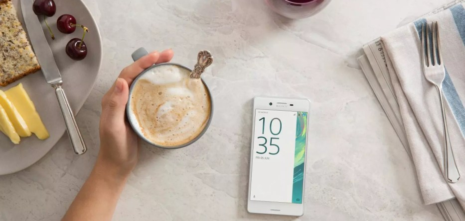 Sony Xperia X PS10 WHITE
