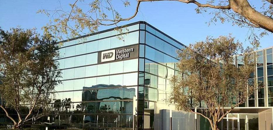 Western Digital office
