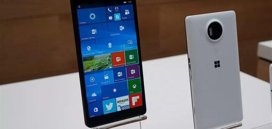 Windows Phone Microsoft Lumia 950 XL