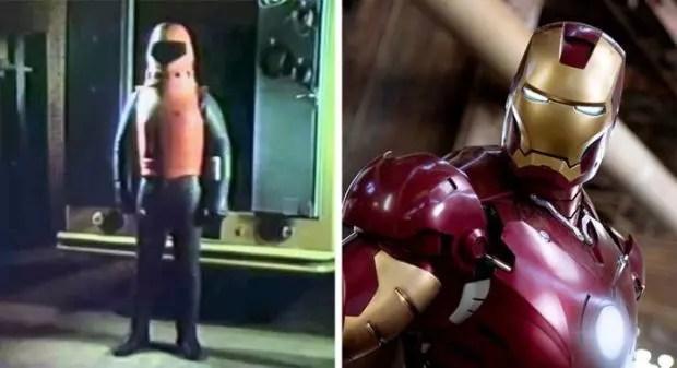 Iron Man 1977 and 2008