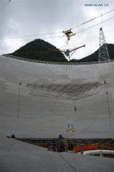 Ραδιοτηλεσκόπιο FAST Κίνας (7)