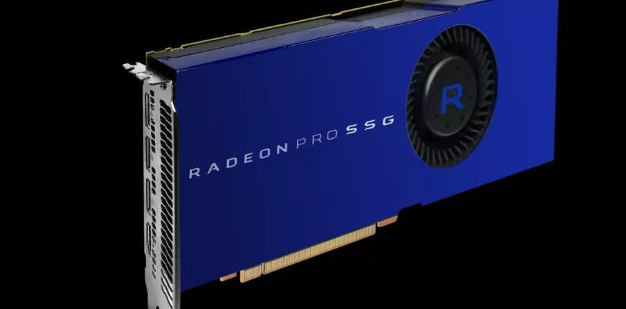 AMD Radeon Pro SSG