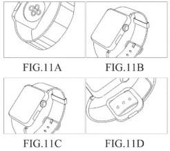 Samsung Apple Watch patent (2)