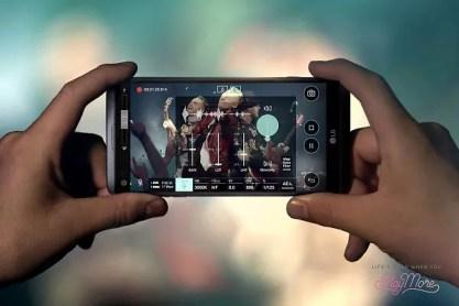 LG V20 video