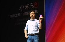 Xiaomi Lei Jun Xiaomi Mi 5S