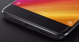 Xiaomi Mi 5S bottom