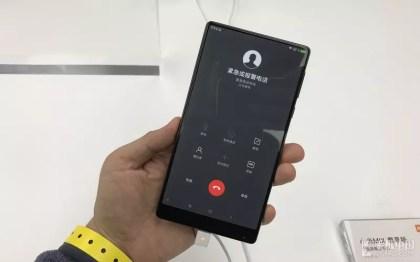 Xiaomi Mi Mix - expectaions vs reality