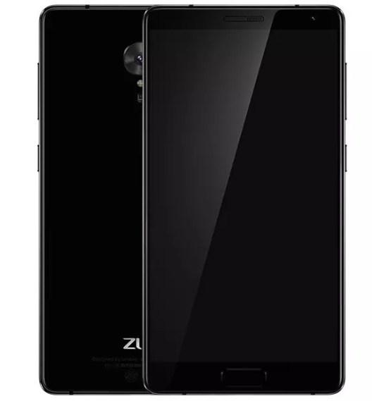 Lenovo ZUK Edge Titanium Black