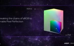 Η AMD ανακοίνωσε το Radeon FreeSync 2 για HDR gaming…