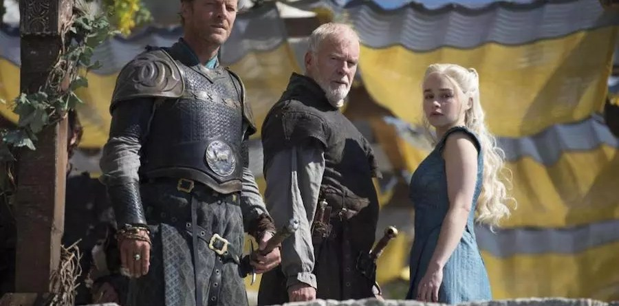 Game of Thrones Characters Jorah Mormont
