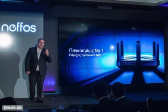 TP-Link Neffos X1 Greek launch 7