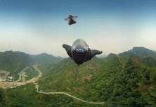 GoPro Fusion footage
