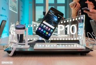 Huawei P10 Greek launch event 1