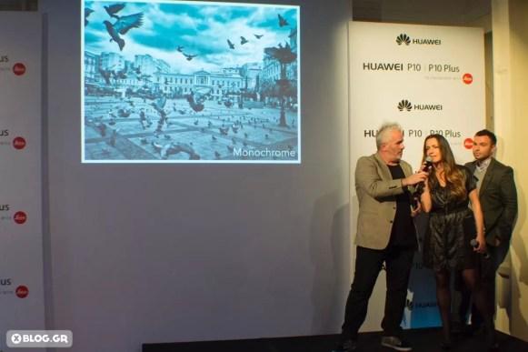 Huawei P10 Greek launch event 14
