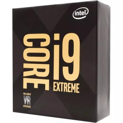 Intel Core i9 Extreme Edition