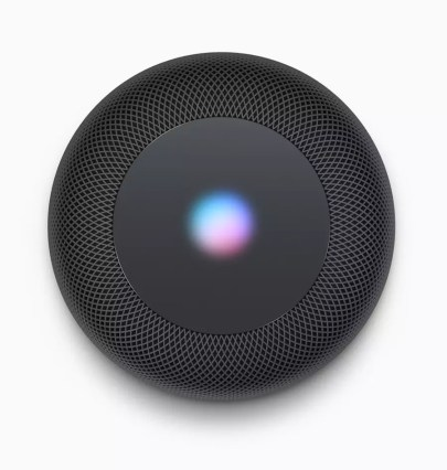 Apple HomePod Siri interact