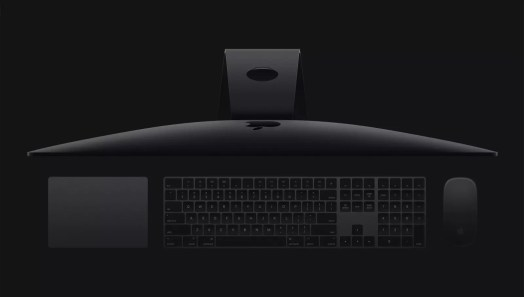Apple iMac Pro top