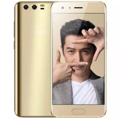 Huawei Honor 9 Amber Gold
