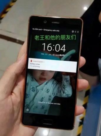 Nokia 8 copper color leak (2)