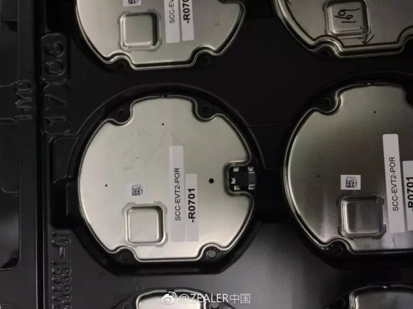 Apple iPhone 8 Wireless Charger Component leak (2)