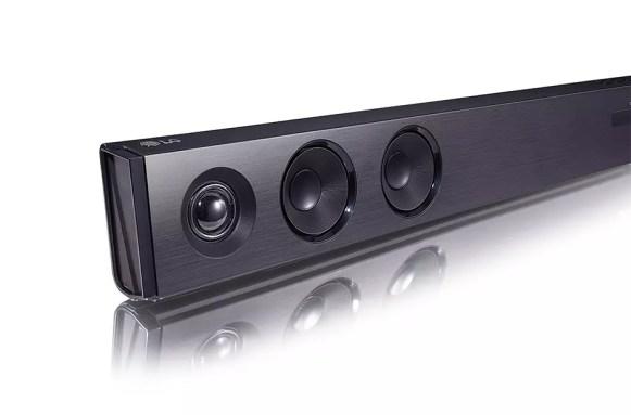 LG SJ3 sound bar 3