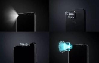 Huawei Mate 10 lite cameras