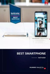 Award for Huawei Mate 10 Pro by Techradar