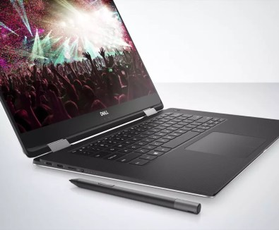 Dell XPS 15 (2018) keyboard