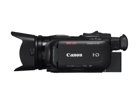 Canon LEGRIA HF G26 (5)