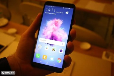 Huawei P Smart hands on 3