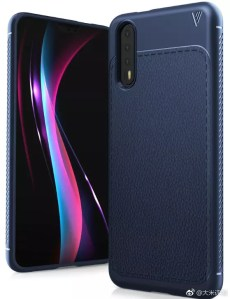 Huawei P20 Plus case leak (4)