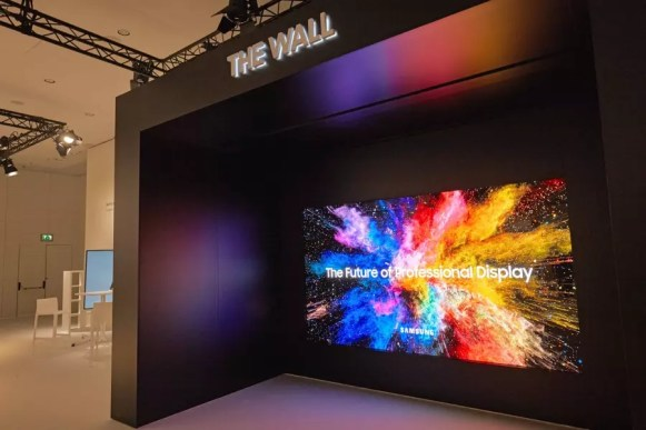 Samsung ISE 2018 THE WALL PROFESSIONAL image 1