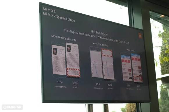 Xiaomi Mi MIX 2 hands on 7