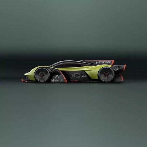 Aston Martin Valkyrie AMR Pro (6)