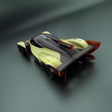 Aston Martin Valkyrie AMR Pro (8)
