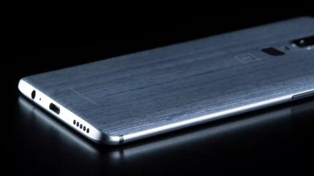 OnePlus 6 rear leak