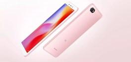 Xiaomi Redmi 6 pink