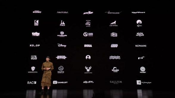 Apple Arcade developers
