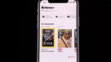 Apple News+ 5