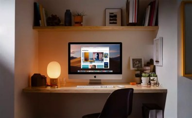 Apple iMac gets 2x more performance home office 03192019