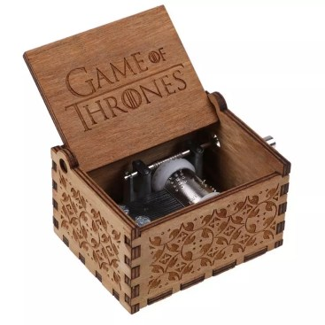 Game of Thrones memorabilia 2