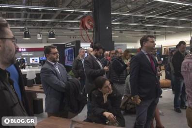 Samsung Hub Kotsovolos Greece opening XBLOG 10