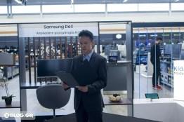 Samsung Hub Kotsovolos Greece opening XBLOG 6