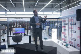 Samsung Hub Kotsovolos Greece opening XBLOG 7