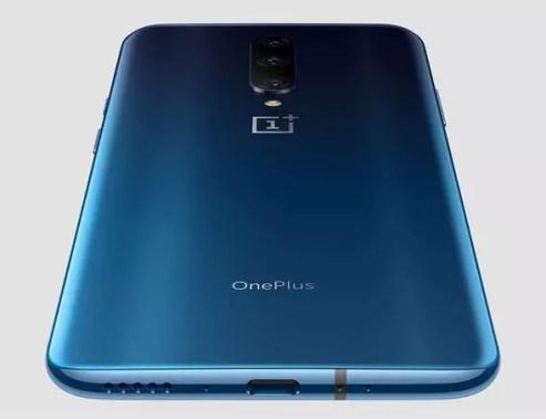 OnePlus 7 Pro back charging port