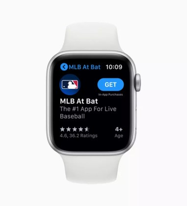 apple watchos6 app store mlb 060319